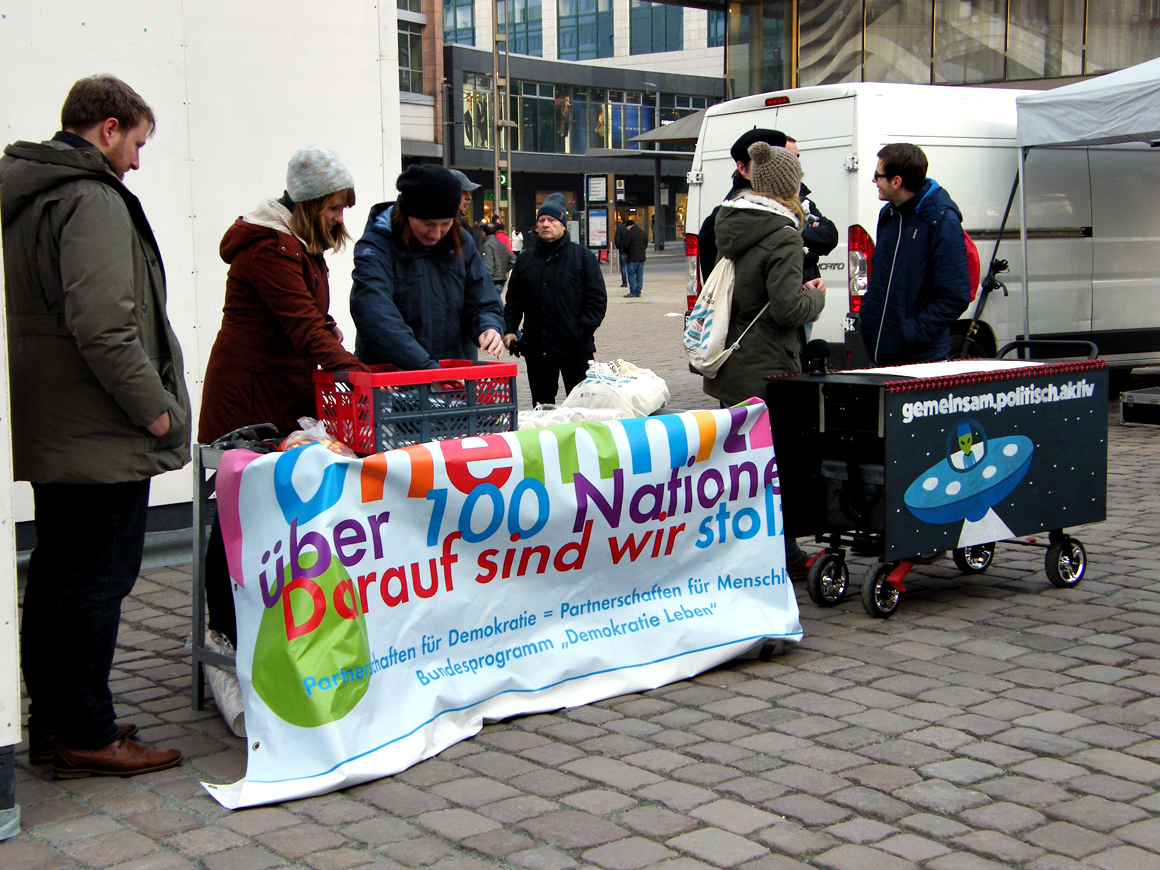 Chemnitzer Friedenstag 2018