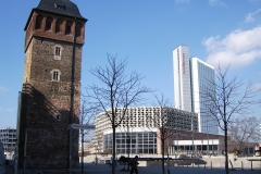 Roter Turm & Stadthalle
