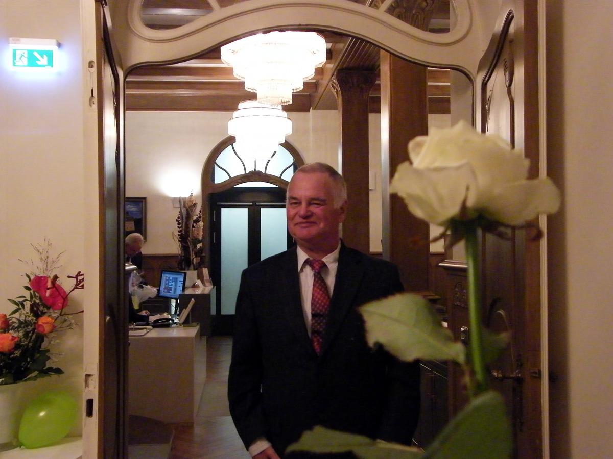 Unser Vorstandsvorsitzender wurde 60 Jahre