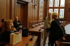 Zu Besuch im Rathaus