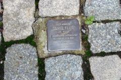 Stolperstein in Gedenken an Daniel Flieg