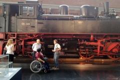 Zu Besuch im Industriemuseum