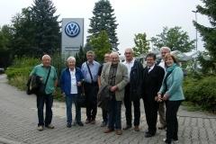 Vereinsausflug zum VW Motorenwerk