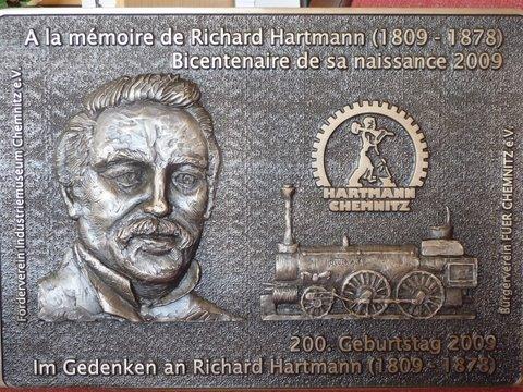 Im Gedenken an Richard Hartmann
