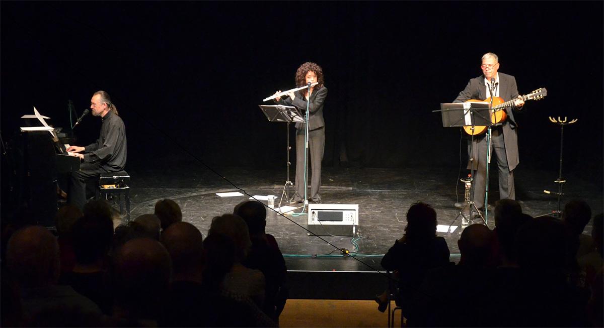 Sabine Kühnrich, Ludwig Streng und Wolfram Hennig-Ruitz
