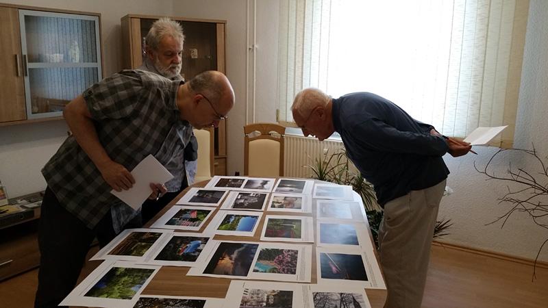 Hartwig Albiro, Michael Backhaus und Ralf Glaser mussten sich entscheiden.