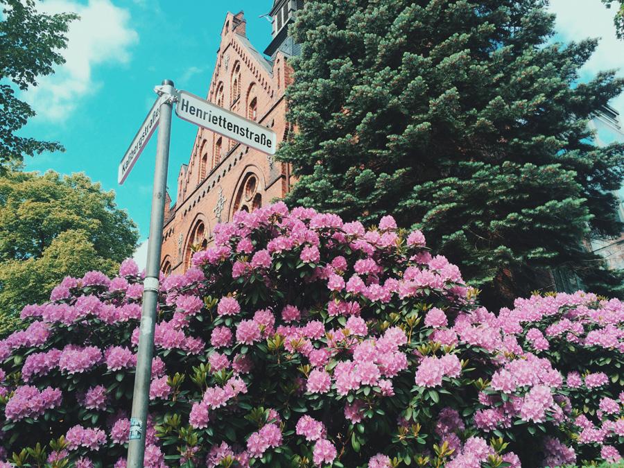 Der Lieblingsplatz in Chemnitz von Do Thi Nhu Huyen