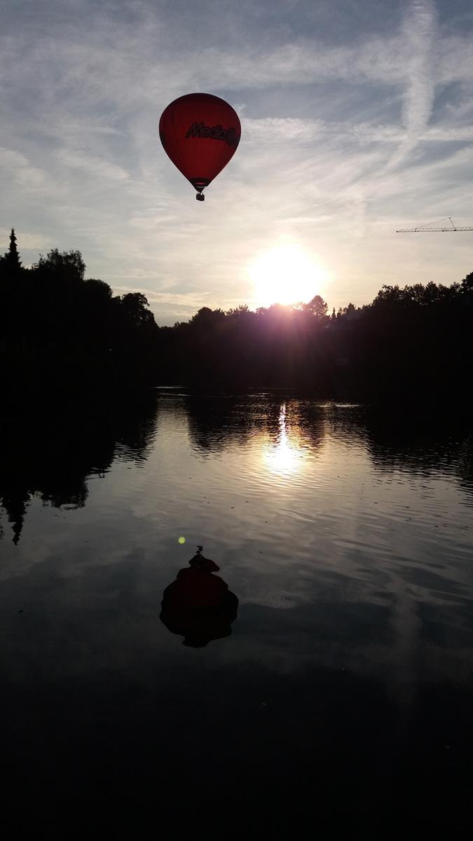 Der Lieblingsplatz in Chemnitz von Tina Ludwig