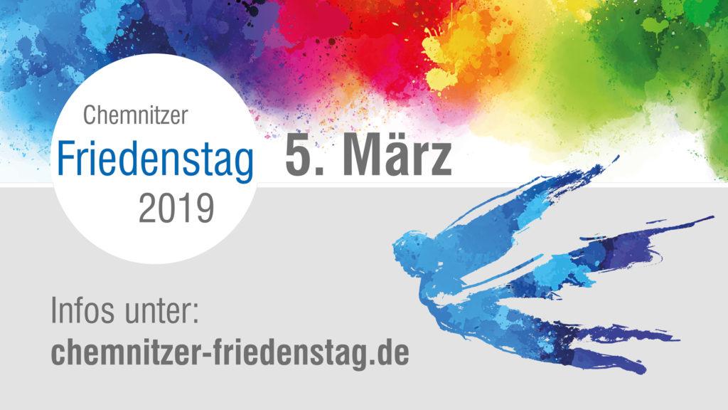 5. März 2019 Chemnitzer Friedenstag